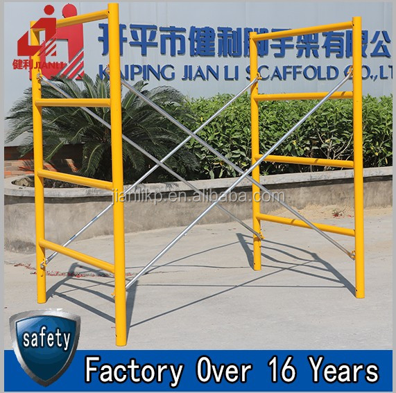 Factory Supplying OEM Narrow Scaffolding Frame