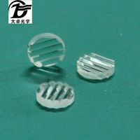 optical glass wave one-line lense