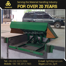 AC Powered Steel Hydraulic Electric Dock Leveler
