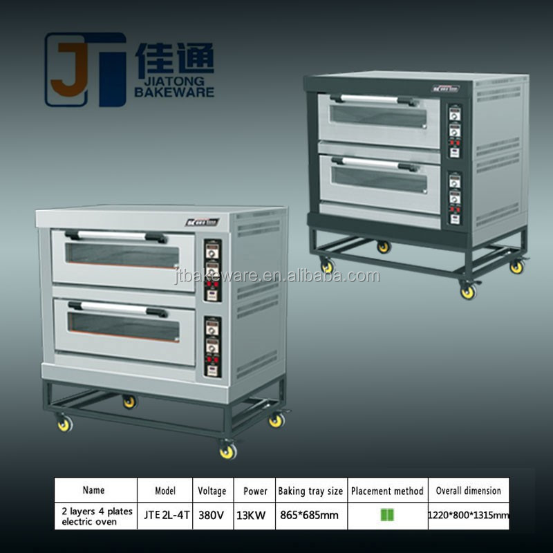 gas/eletctic deck baking oven cake baking oven