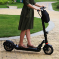 10 inch Shenzhen Factory Wholesale Light Weight Folding Electric Scooter With Lithium Battery newest model 2000W