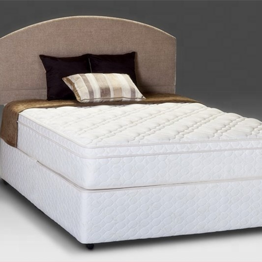 Queen size new box spring latex foam hybrid mattress bed for home usage - Jozy Mattress | Jozy.net
