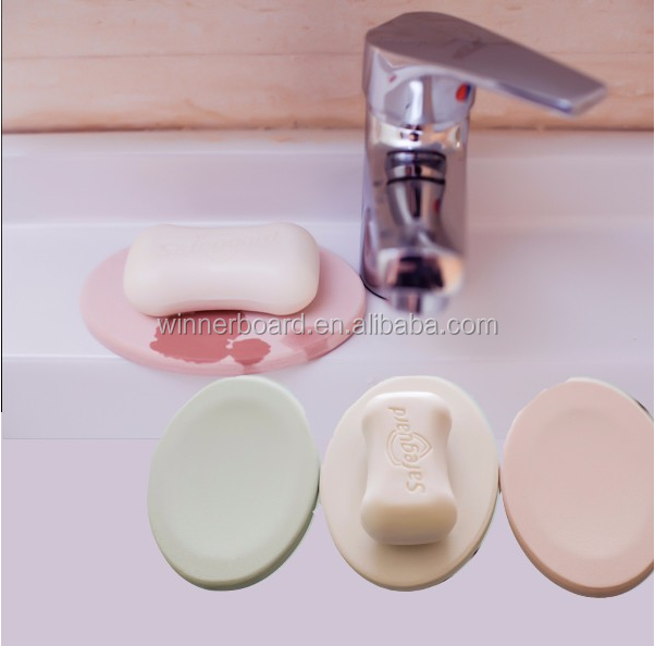 Diatomite soap dish factory wholesale waterproof non-slip absorbant diatomaceous