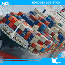 Ocean freight guangzhou to door service in Manila Philippines