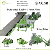 Dura-shred popular used tire changer machine for sale