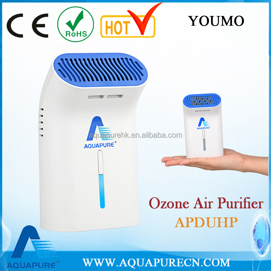 Anion Air Purifier Product ~ Battery or usb powered ozone anion air purifier for home