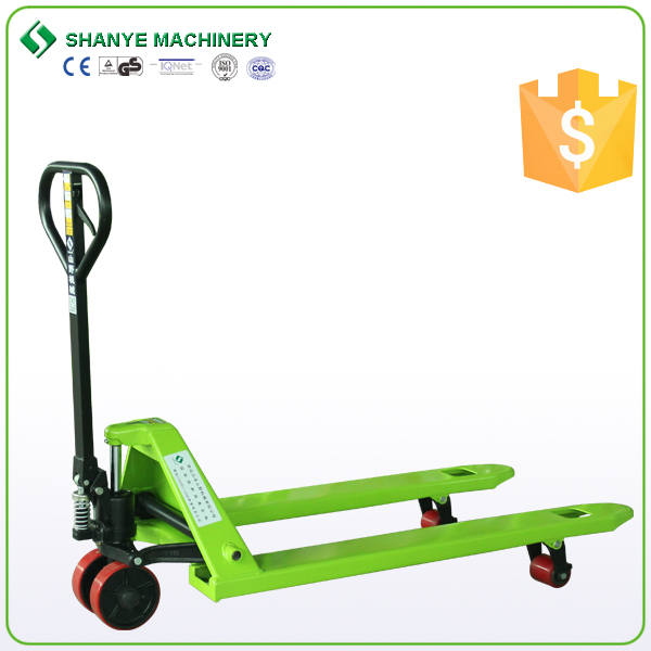 Manual Hydraulic Hand Pallet Jack Price
