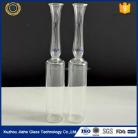 1.5ml/2ml/2.5ml/2.8ml/3ml/3.5ml/6ml/6.5ml/7ml/7.Amber/ Clear/amber Glass Products Ampoule/Vial Bottles for Medical and Cosmetics