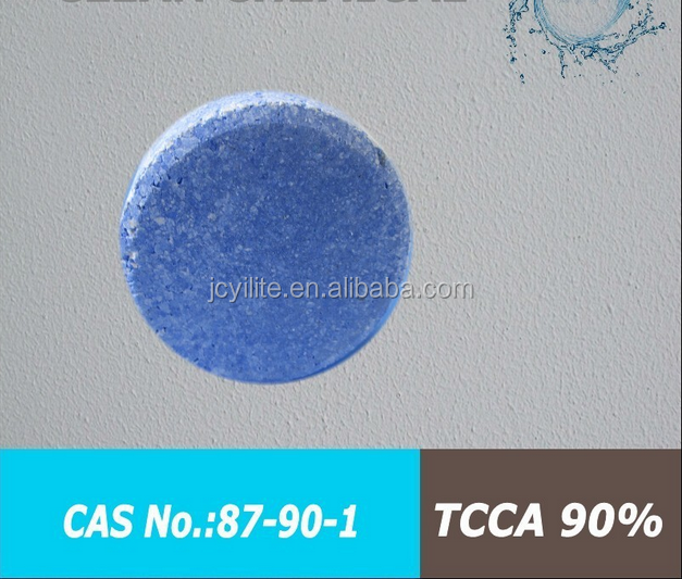 TCCA 90%,China SupplierWater Treatment chemicals Swimming pool chlorine tablets /granular/ powder