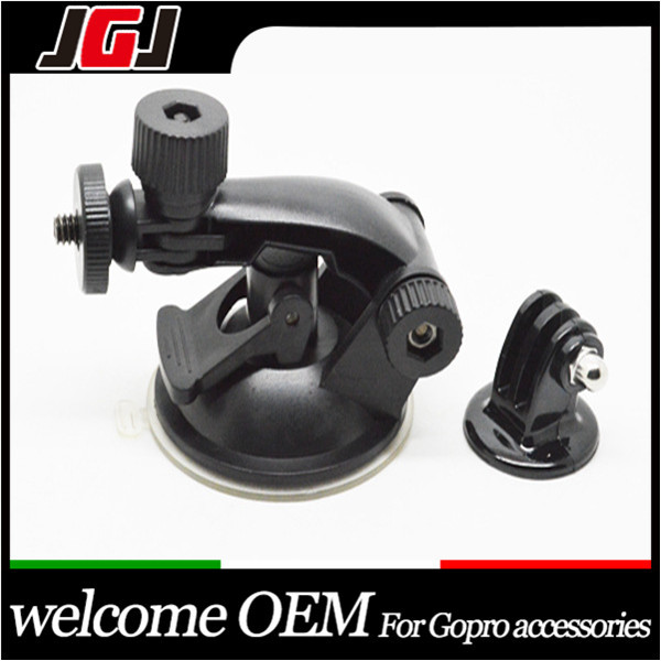 Suction Cup Group for Gopro Suction Cup with Tripod Adapter for Gopro