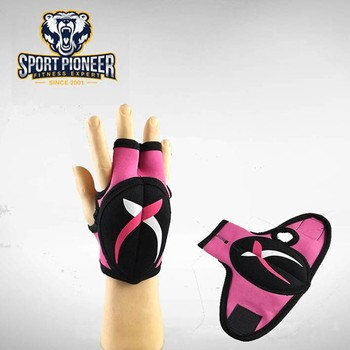 High quality 1kg gym bodybuilding Weight Gloves