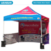 Outdoor Aluminum and Steel Car Trailer Folding Marquee Tent