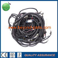 excavator parts EX200-3 external cabin wire harness engine loom 0001836