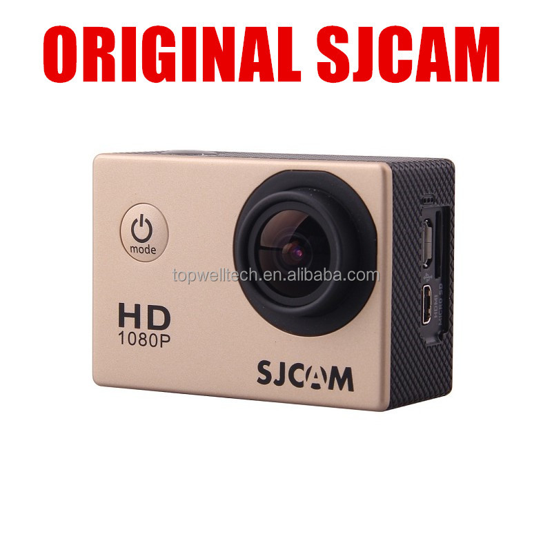 Original SJ4000 brand SJCAM SJ4000 Full HD 1080P Waterproof Action Camera Sport traveler hd video camera