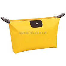 Fashion Cosmetic Bags Women Large Volume Waterproof Frame Pouch Ladies Travel Organizer