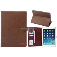 For iPad Mini 1/2/3 Case Wallet with Card Slots