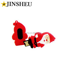 Bulk Electronic Kids Christmas USB Flash Pen Drive Gifts