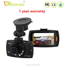 100% Original Mini Car DVR Camera G30 Dashcam Full HD 1080P Video Registrator Recorder G-sensor Night Vision Dash Cam