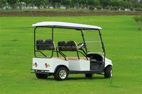 3-4 seat wholesale electronic golf cart, 4 person golf cart (M4)