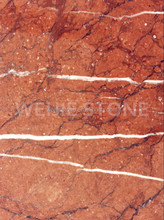 China Rojo Alicante marble floor tile