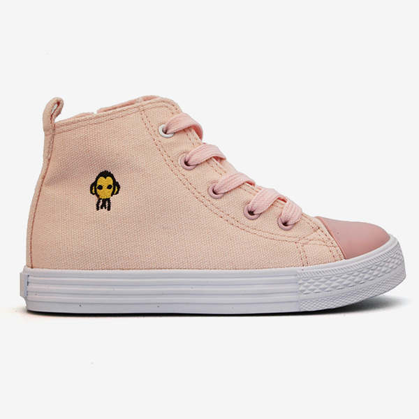 kid canvas shoe for girls