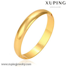 51236 Fashion Indian Jewelry 24K gold plated Sexy Girls Bangle