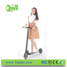China boosted electric skateboard two wheel hoverboard