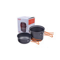 Picnic Camping Backpacking Aluminium Cookware Set Cookout
