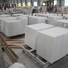 Professional Pure White Jade Onyx Marble Stone Floor Wall Tiles