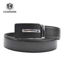 Italian Leather belt for man Alloy buckles