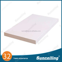 2015 hot sales pvc panels for bathroom ceiling