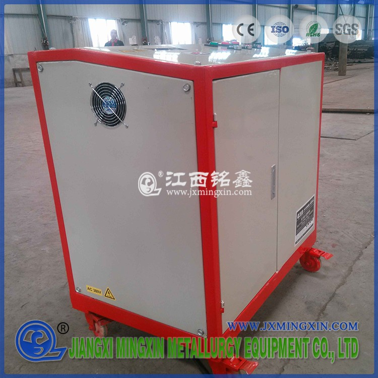 High Quality Double Shaft Small Mobile Shredder