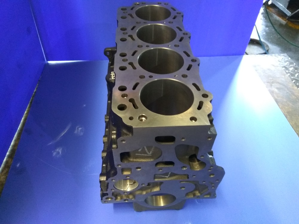 495QF-E engine cylinder block