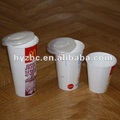 Customize Design Soft Cold Drink Paper Cups With Lid From Chinese Factory