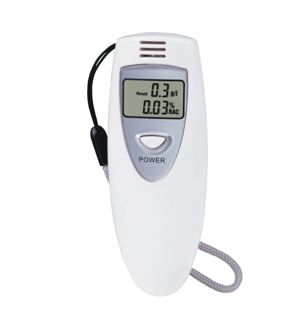 GREENWON Portable Alcohol Breath Tester Digital Alcohol Detector Analyzer LCD Display