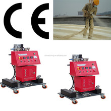CE certification polyurethane pu spray injection insulation foam machine