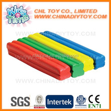 Intelligent kids safety modeling clay set, wholesale educational soft clay, factory direct non toxic colors plasticine