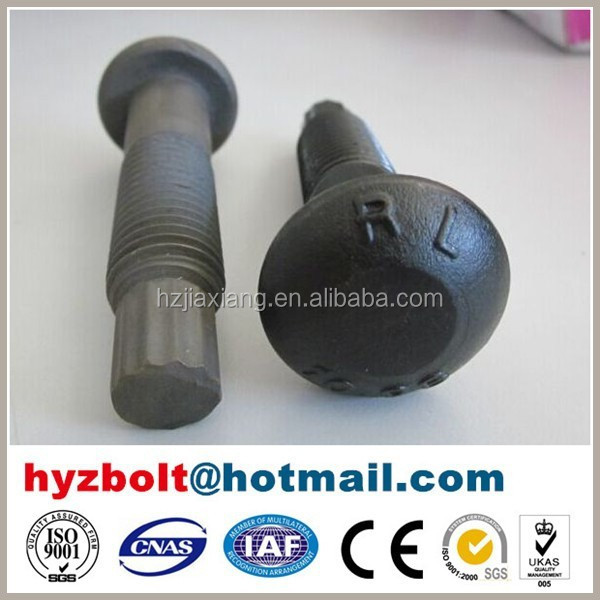 F1852 Tor-shear type bolt for steel structure(ISO9001:2008 Certified)