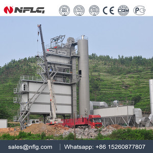 China Professional Machinary Supplier LB1000 Bitumen Batching Plant