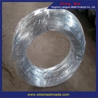 The Big Discount Hot Dipped Galvanized Straight Cut Banding Wire Products