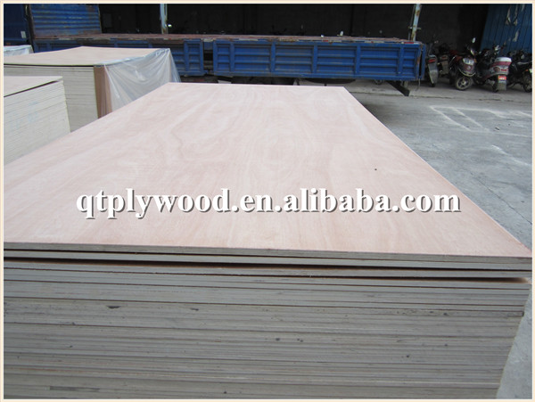 ordinary ply 12mm high quality commercial plywood