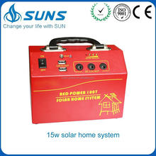 Mass supply ABS integrated box DC home solar solar system power