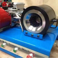 Perfume Hydraulic Nut Hot Sale Fin-Power Hose Crimping Machine