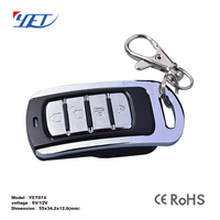 yet hight quality multi frequency remote control