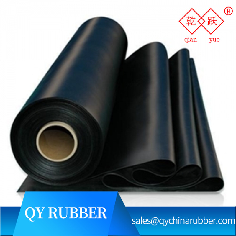 Alibaba gold supplier 1 - 10 mm thickness SBR NBR rubber sheet