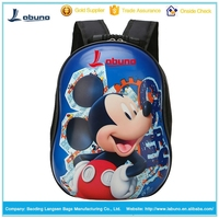 cartoon Cute style and newest kids bag backpack school bag