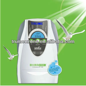 water disinfection machine with lcd,timer, remote controll