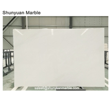 floor tiles pure white slab marble exterior wall cladding stone