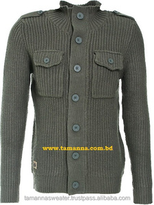 MILITARY SWEATER: ALL TYPES OF FABRIC ATTACH MILITARY SWEATERS