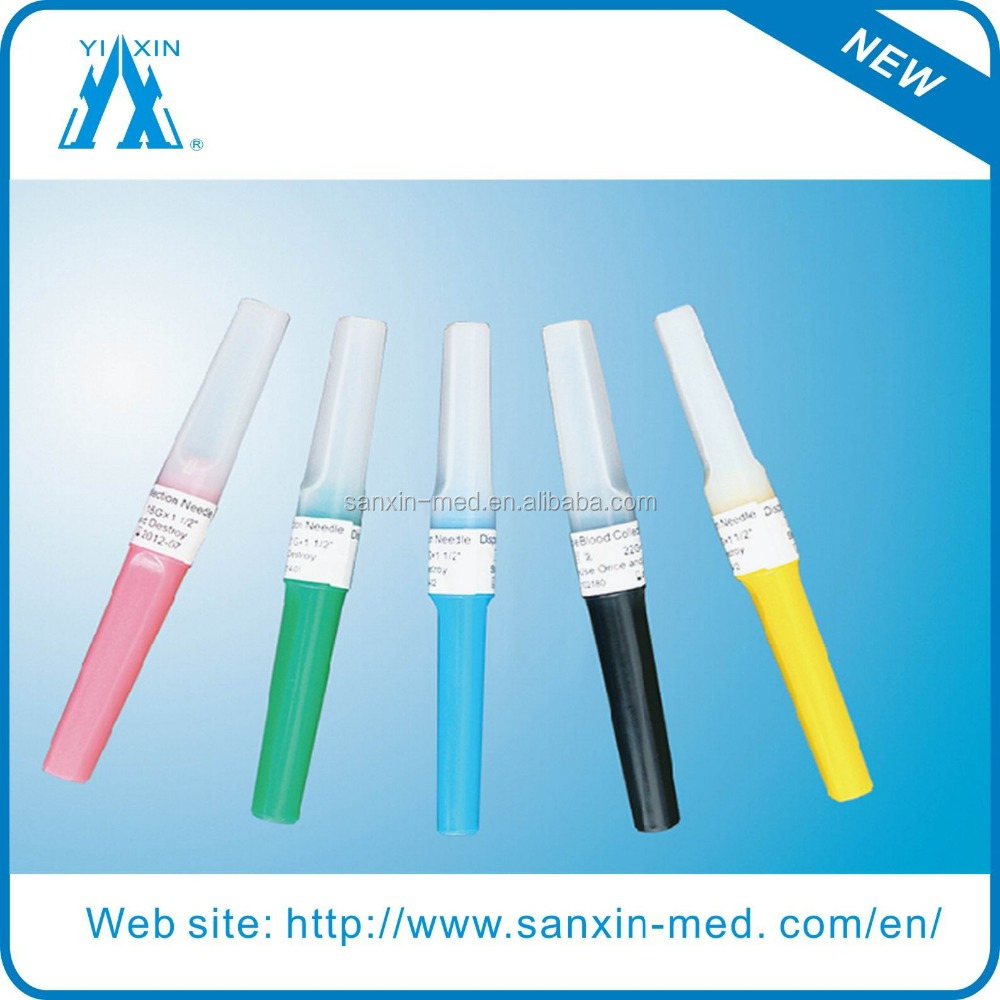 Pen type blood collection needle Multiple Vacuum Blood collection needles
